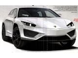 Lamborghini neither confirms nor denies SUVs - code name LB 736