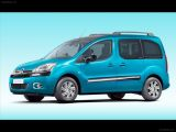 Citroen S Berlingo Multispace Upgraded For 2012