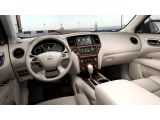 Nissan details the Pathfinder concept interior