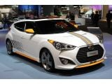 2013 Hyundai Veloster Turbo w/ Graphics Package: Chicago 2012