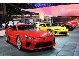 Lexus LFA Quartet: Chicago 2012