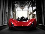 Ferrari Aliante Concept envisions extreme two-seat roadster