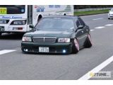 Extreme negative camber trend amuses and bewilders