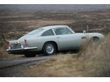 Iconic Aston Martin DB5 returns for James Bond's Skyfall