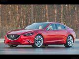Mazda Takeri Concept Car 2012