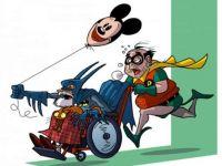 Yaşlanmış süper kahramanlar