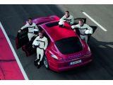 Porsche Panamera GTS hot lap with Walter Röhrl