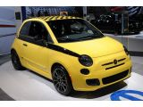 2012 Fiat 500 Stinger: Chicago 2012