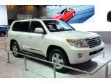 2013 Toyota Land Cruiser: Chicago 2012
