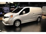 2013 Nissan NV200: Chicago 2012