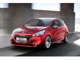 Peugeot 208 Gti Concept revealed