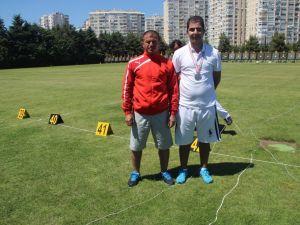Tokatlı Sporcu Türkiye İkincisi Oldu