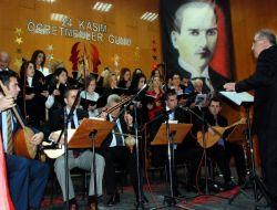 Sinop'ta Öğretmenler Günü Kutlamaları - Sinop