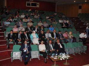 Prof. Dr. Mehmet Çelik ADÜde Yakın Türk Tarihini Anlattı