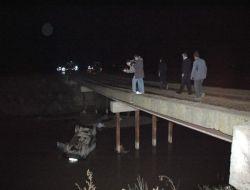 Afyonkarahisar'da Araç Köprüden Uçtu: 1 Ölü, 2 Yaralı - Afyon