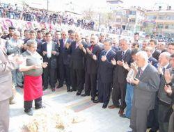 Harmancık Belediye Başkanı Çetinkaya Görevi Devraldı