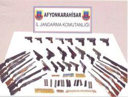 Afyonkarahisar'da Jandarma Operasyonu - Afyon
