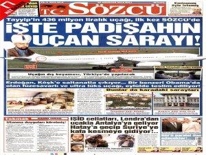 Erdoğan'a 436 Milyon Liralık Lüks Uçak