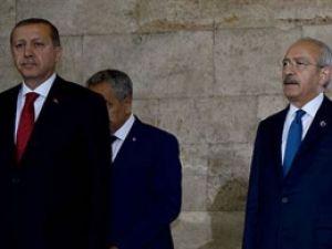 Kılıçdaroğlu Cumhurbaşkanı Erdoğan'ın Elini Havada Bıraktı