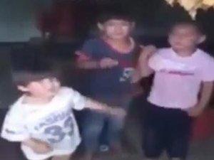 Lübnan Askerinin 3 Suriyeli Çocuğa Kan Donduran Tehdidi