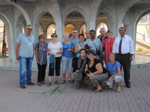 Fransızlar, Kültür, Arkeoloji ve İnanç Turizmi İçin Antalya'ya Tatile Geliyor