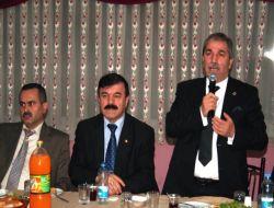 Kavak Köy Dernekleri Federasyon Çatısı Altında Birleşiyor - Samsun