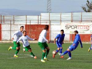 Sandıklıspor - Kayseri Şekerspor: 0-0