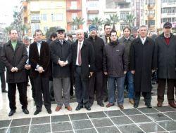 Çanakkale'de Ziraat Mühendisleri Odası Şube Başkanı Hicri Nalbant'a Destek… - Çanakkale