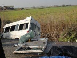 Ceyhan'daki Trafik Kazası - Adana