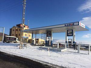 Kadoil Akaryakıt İstasyonu Hizmete Giriyor