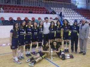 Osmaneli 75. Yıl Anadolu Lisesi Kız Voleybol Takımının Başarısı