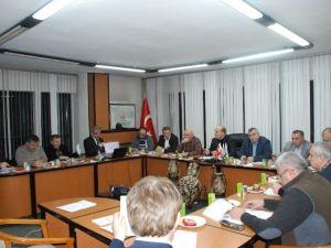 Bozüyük TSO 2015 Yılı İlk Meclis Toplantısını Yaptı
