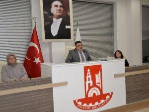 Bilecik Belediyesi Şubat Ayı Meclis Toplantısı
