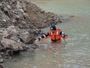 Gümüşhanede Baraj Gölünde Kaybolan İşçi Bulunamadı