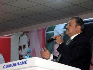 Bakan Eroğlu: Milletimiz Sayesinde Yolumuza Devam Ediyoruz
