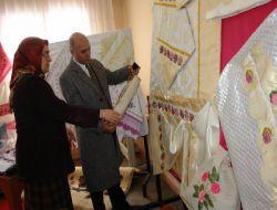 Yakutiye Genç Kızların El Becerisini Geliştiriyor - Erzurum