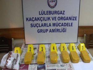 Lüleburgazda 3 Kilo Eroinle Yakalanan Bulgar Tutuklandı