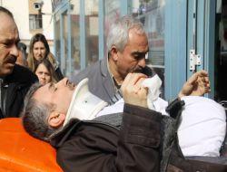 Çankırı Çevre Orman İl Müdürü Trafik Kazası Geçirdi - Çankırı