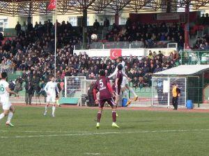 Kırklarelispor-Hatayspor: 3-0