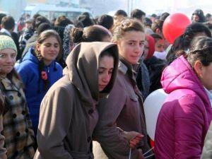 Ardahanın Kurtuluş Törerinde Solo Türk Gösterisi