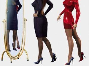 Stiletto nedir? Hangi ayakkabı stiletto