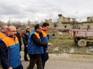 Türkiyenin İlk Deprem Köyü Burdurda Oluşturuldu