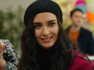 Arap İzleyicinin En Çok Beğendiği Yıldız: Tuba Büyüküstün