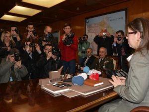 Türkiyenin Üçüncü Kadın Valisi Görevine Başladı