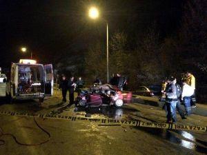 Kastamonuda Kaza: 4 Ölü, 2 Yaralı