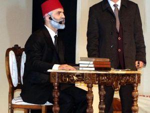Söz Sultanları Projesinin İlk Gösterimi Burdurda Yapıldı