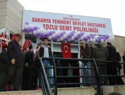 Tozlu Semt Polikliniği Hizmete Açıldı - Sakarya