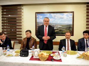 Amatör Spor Kulüpleri Federasyonu Program Düzenledi