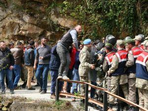 Terörist Yayla, Babaevinin Bahçesinde Toprağa Verildi