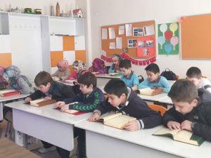 Giresun Çağrı Kolejinde Kuran-ı Kerim Sevinci